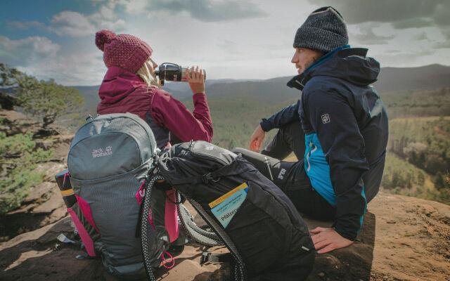 Equipment Hiking packs