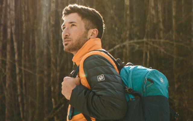 Men Infinite Hike – mountain hiking